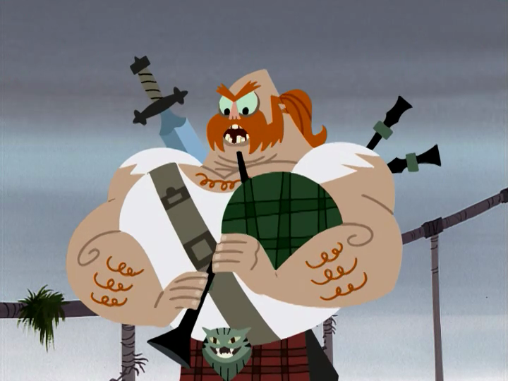 The Scotsman - Samurai Jack WikiSamurai Jack Scotsman