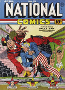 National Comics Vol 1 10
