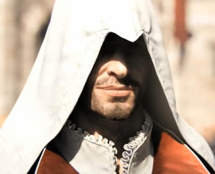 Assasin's Creed Ezio_Auditore_da_Firenze-Brotherhood