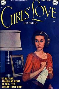 Girls&#39; Love Stories Vol 1 1