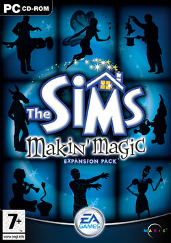 The Sims Makin&#39; Magic Cover