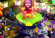 3d battle wonder square