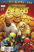 New Avengers Vol 2 1