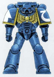 Ultramarines Space Marine