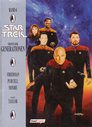 Star Trek - Treffen der Generationen (Comic)