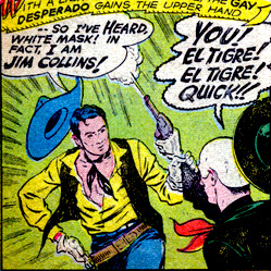 Gay Desperado - Public Domain Super Heroes