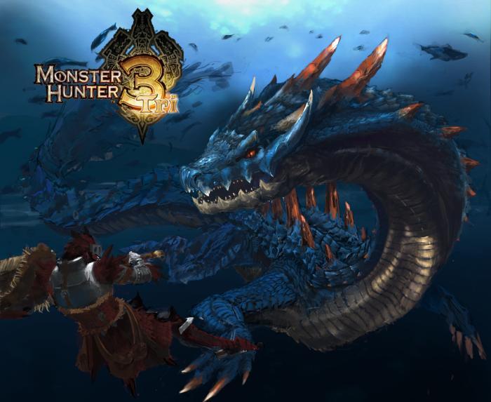 Monster Hunter 3 Ultimate 20101107121614!Lagiacrus