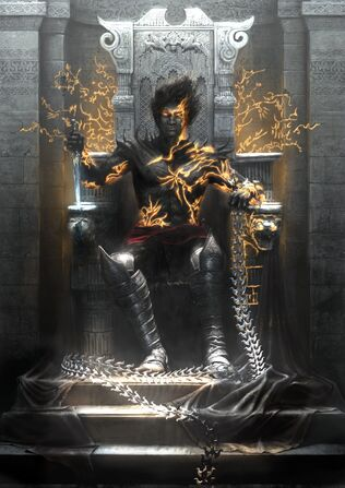 POPT2T Throne Dark Prince