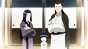 Hinata&#39;s family