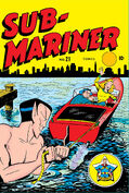 Sub-Mariner Comics Vol 1 21