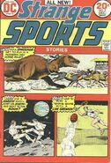 Strange Sports Stories Vol 1 2