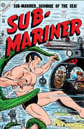 Sub-Mariner Comics Vol 1 35