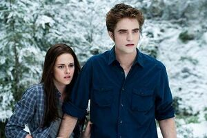 Edward and Bella(2)