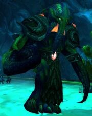 Water Faceless One - Abyssal Maw