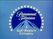 Paramount Television logo, 1979