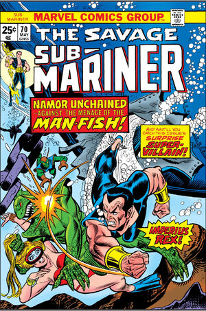 Sub-Mariner Vol 1 70