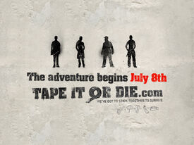 Tape it or die