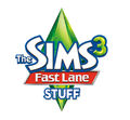 Los Sims 3- Quemando Rueda! logo
