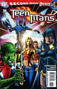 Teen Titans Vol 3 76