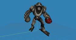 Ingsmasher model