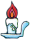 Candle (The Adventure of Link)