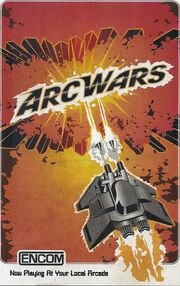ArcWars Postcard