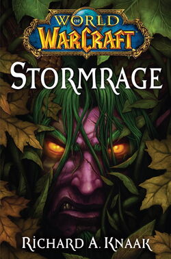 Stormrage Cover
