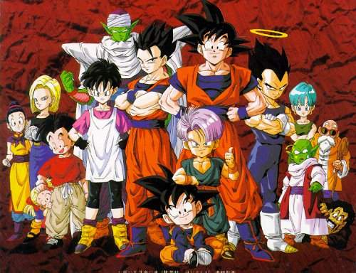 Goku And His Family http://dragonball.wikia.com/wiki/Family_Trees