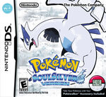 Pokemon SoulSilver Version box