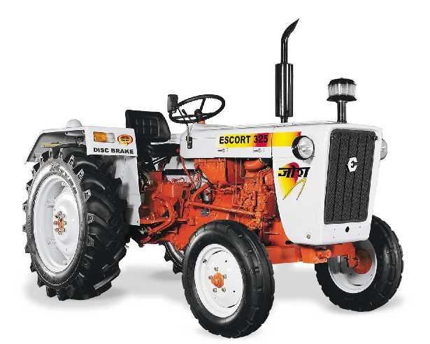 escort 335 tractor photo