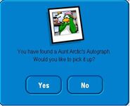 Aunt-artic-background