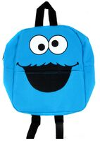 Cookie monster backpack