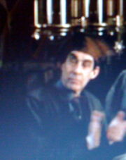 Unidentified male Hogwarts employee (XVI)