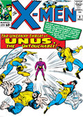 X-Men Vol 1 8