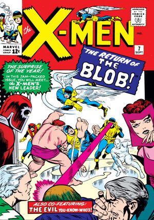 X-Men Vol 1 7