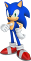 Sonic pose 111