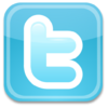 Twitter icon logo