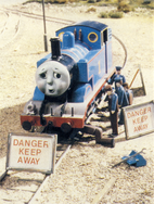 Thomas the tank engine on the right track page 10 for Thomas goes fishing