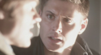 Dean during the release of the Lucifer