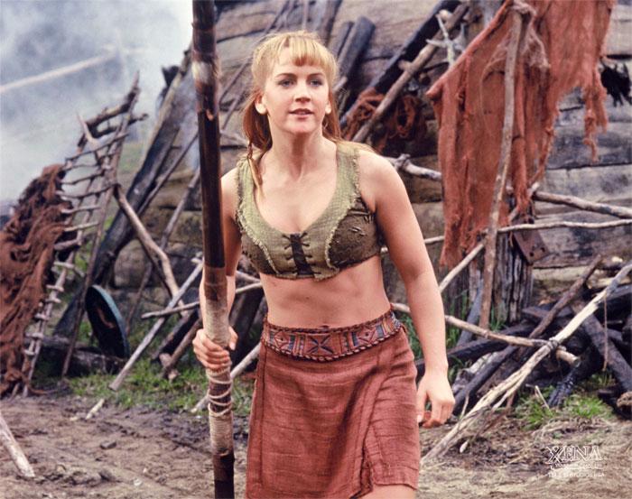 Gabrielle - Xena WikiXena Warrior Princess Gabrielle Hair