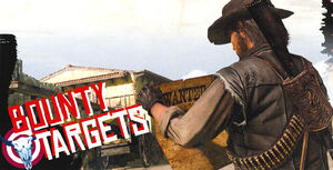 Rdr bounty targets