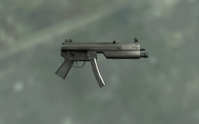 MP5 GTA IV