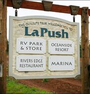 Lapush-sign