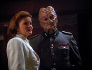 Janeway als Katrine
