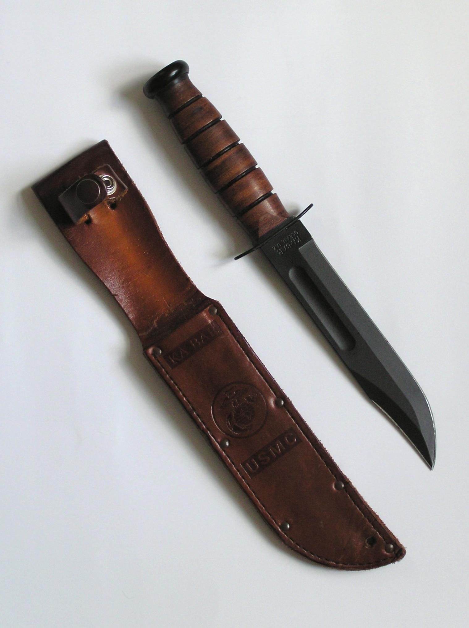 Ka bar good survival knife