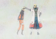 Minato&amp;naruto