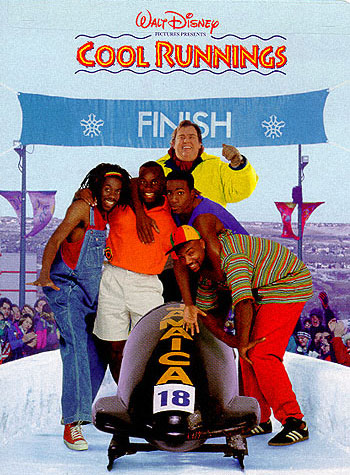 Cool runnings disney movie
