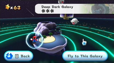 Deep Dark Galaxy-1-