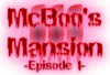 McBoo's Mansion 3 Logo