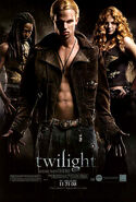 Twilight james crew poster